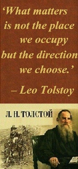 Leo Tolstoy's quote